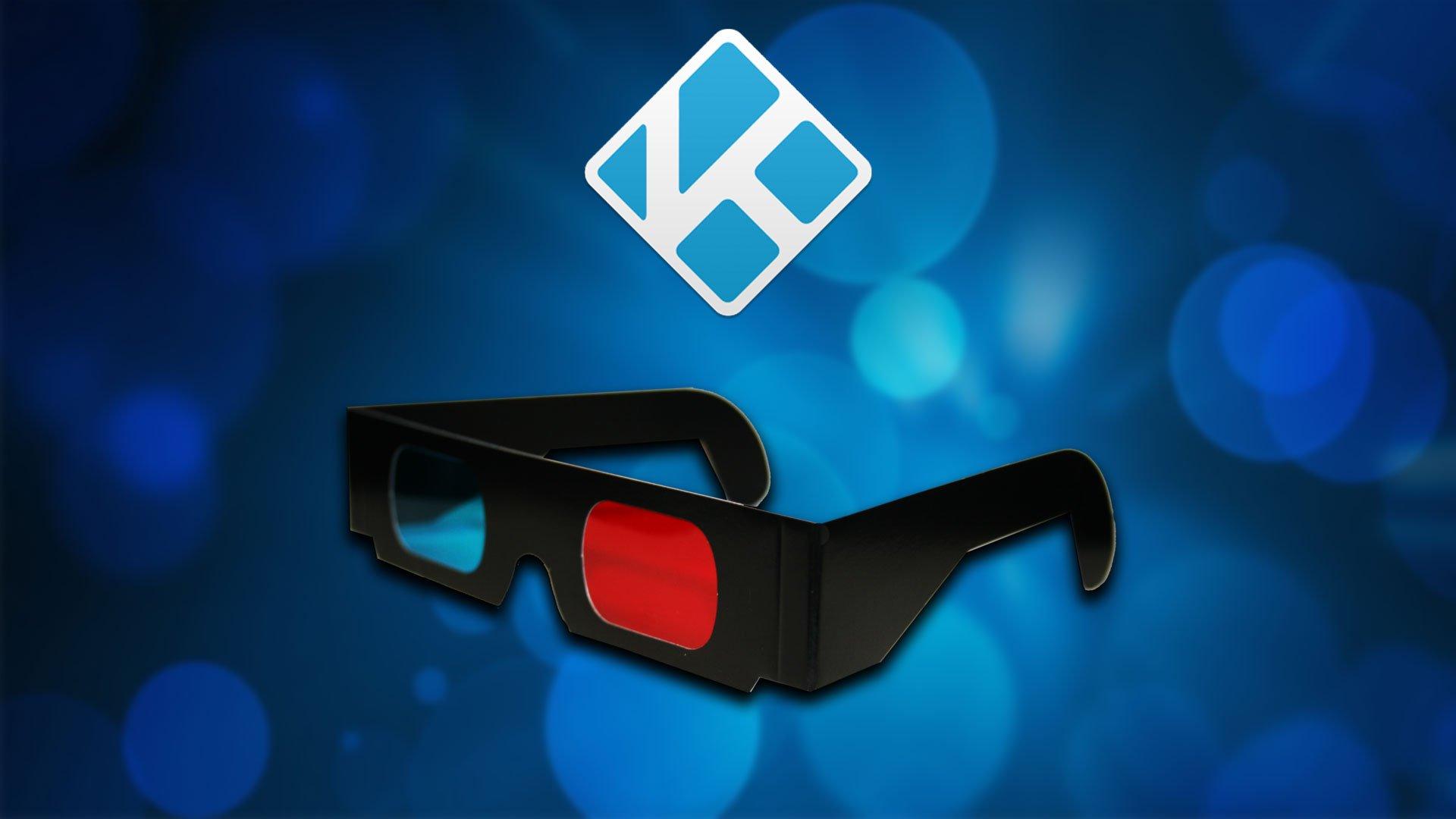 Kodi 4K 3D Movies