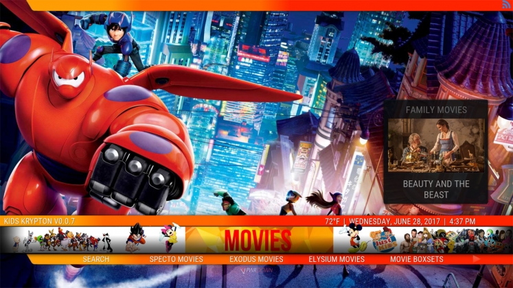Cosmic Kids Movies