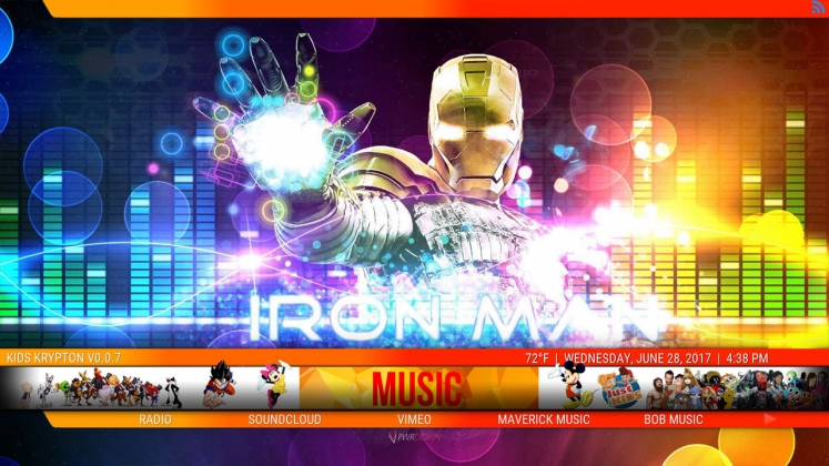 Cosmic Kids Music