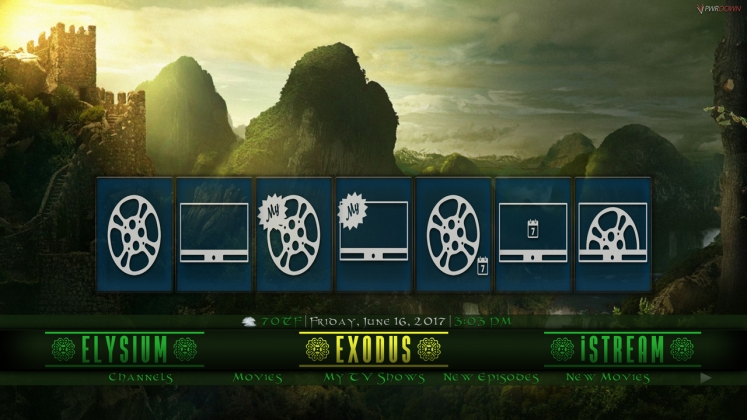 Celtic Dragon Build Kodi Krypton