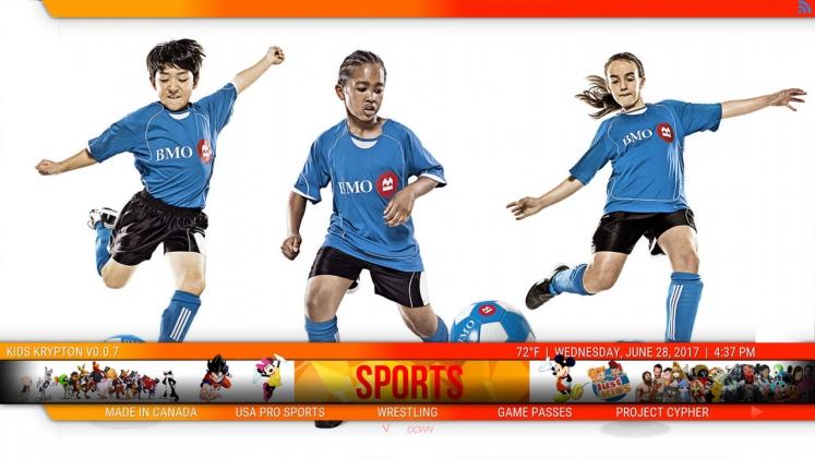 Cosmic Kids Sports