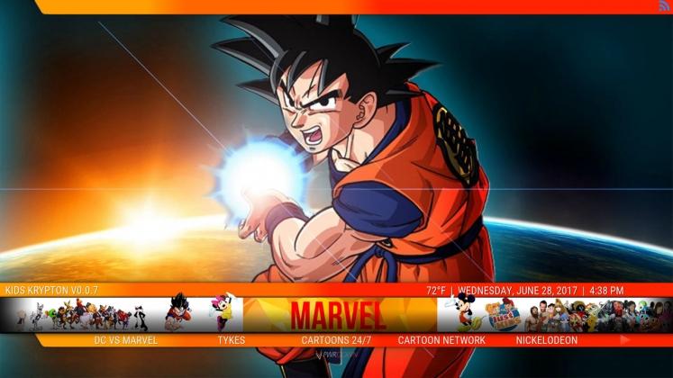 Cosmic Kids Marvel