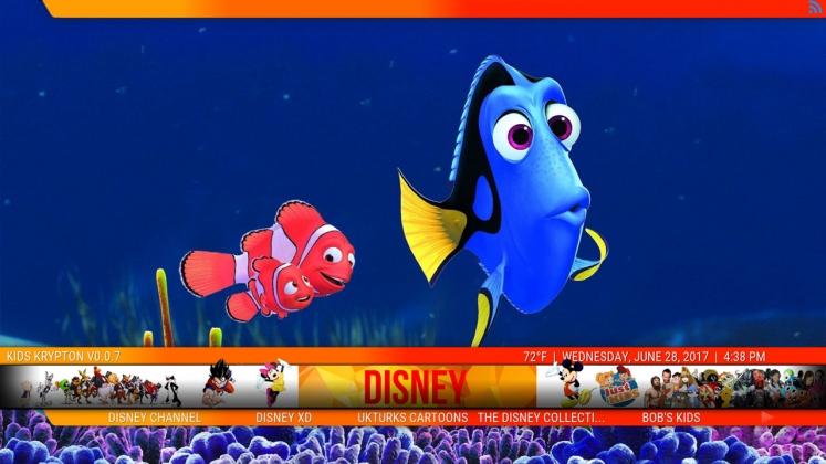 Cosmic Kids Disney