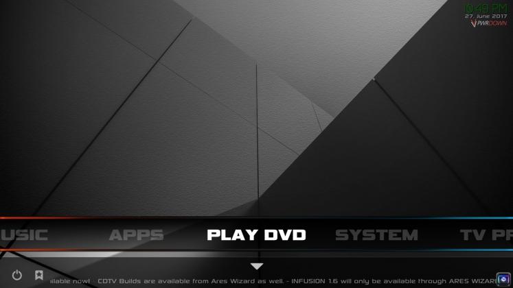 CellarDoor TV DVD