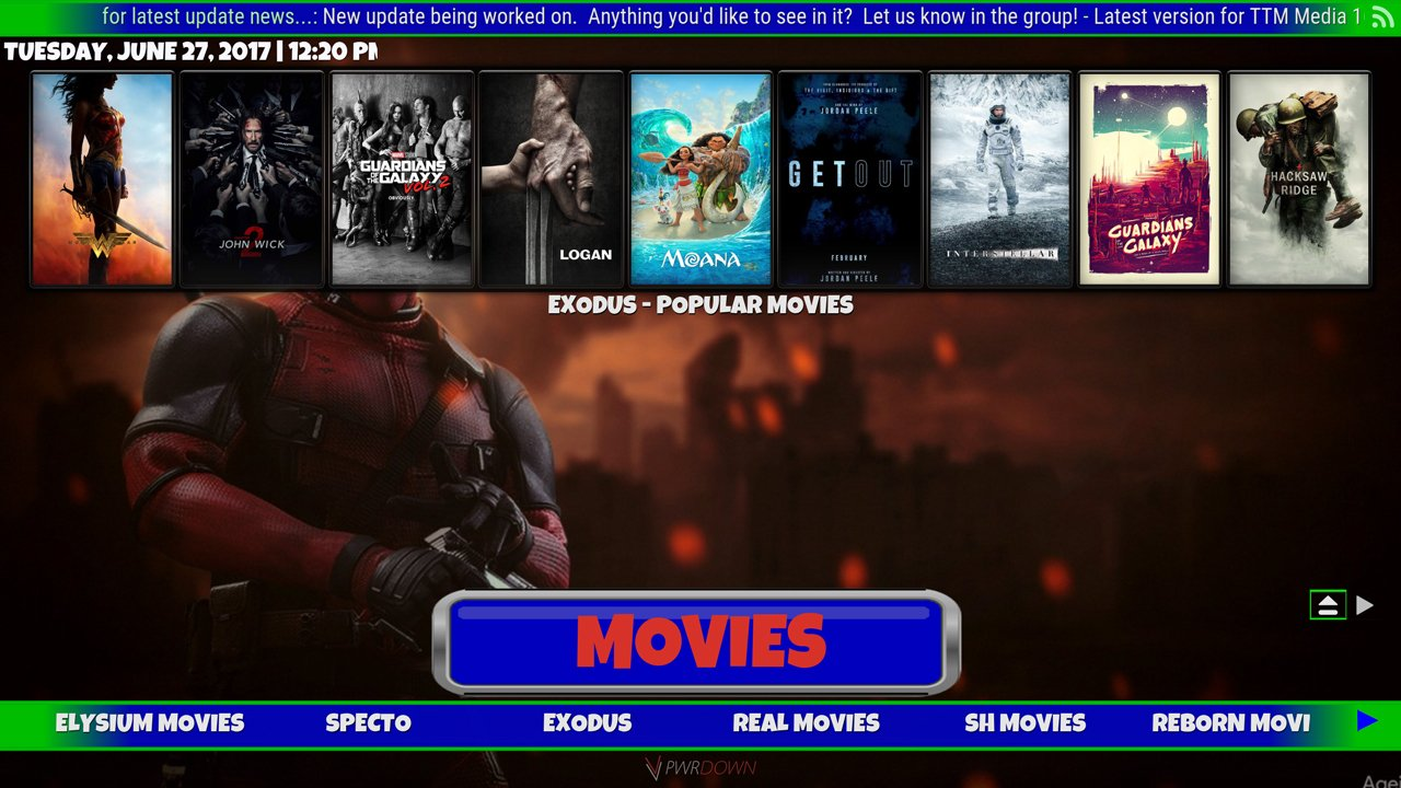 how to install build on kodi krypton
