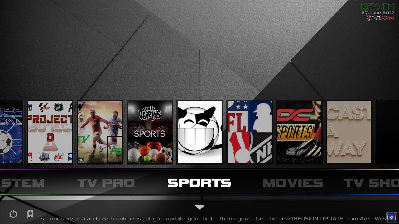 CellarDoor TV Sports