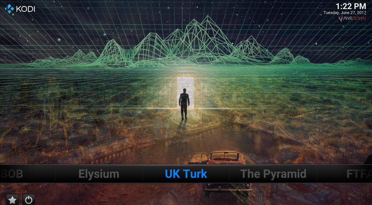 UK Turk Playlist section Maverick Build