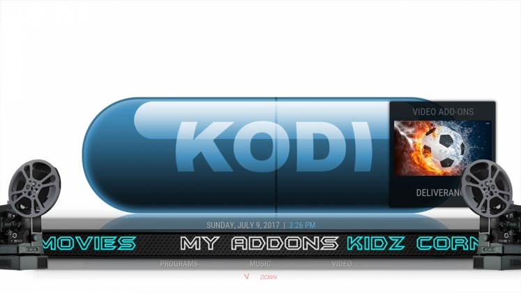 Kodi Mach 1 Build Addons