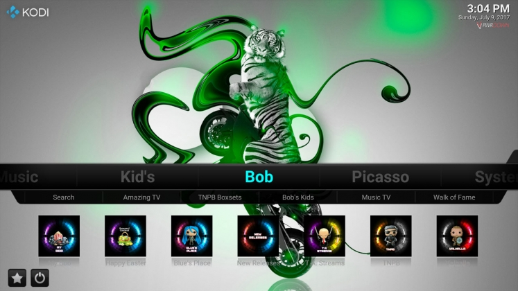 Kodi Stardust Build Bob
