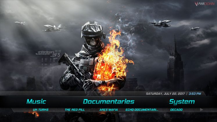 Kodi Orroo Build Documentaries