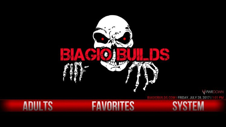 Kodi Lite BB Build Favorites