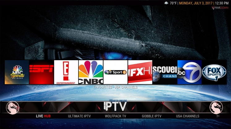 Kodi HardNox Build IPTV