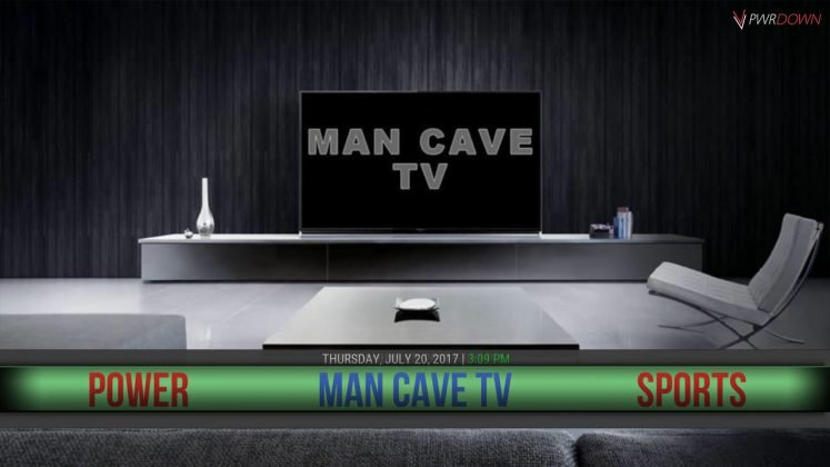 Kodi Dazbo Build Man Cave TV