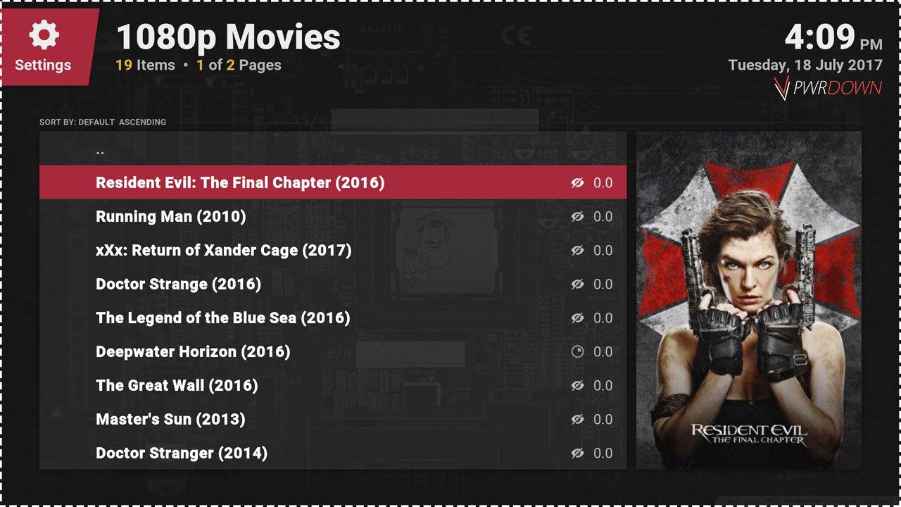 1080P Movies Popular Movies