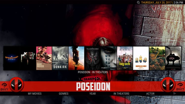 Kodi Project X Build Poseidon
