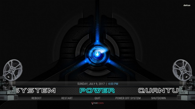 Kodi Mach 1 Build Power