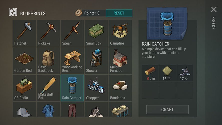 how to get bauxite in last day on earth