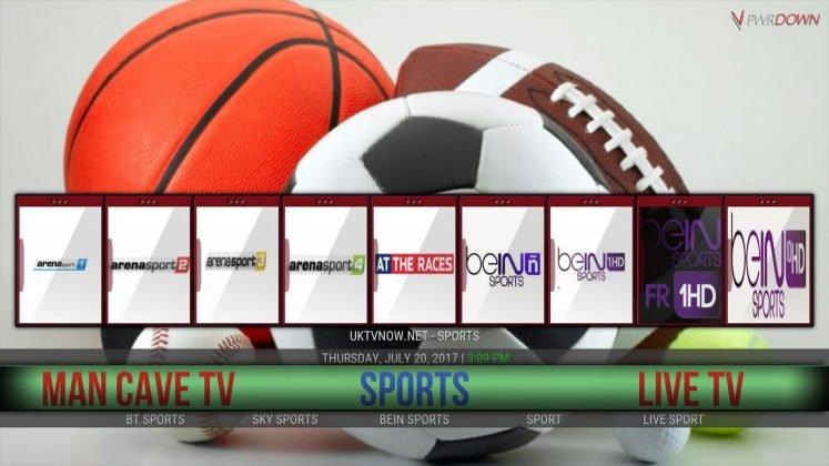 Kodi Dazbo Build Sports