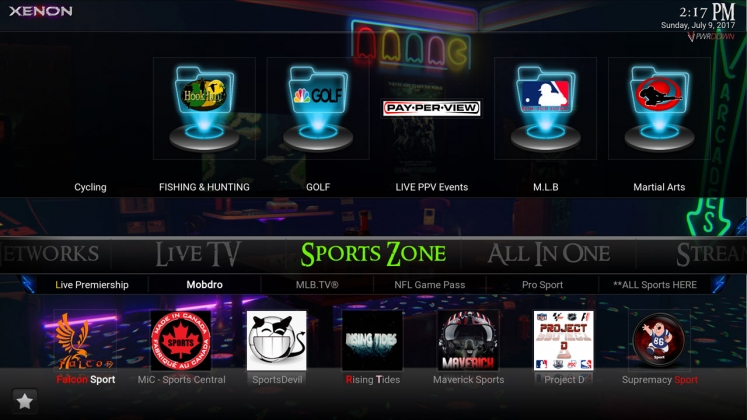 How to install Diggz Fire Build on Kodi Krypton - PwrDown