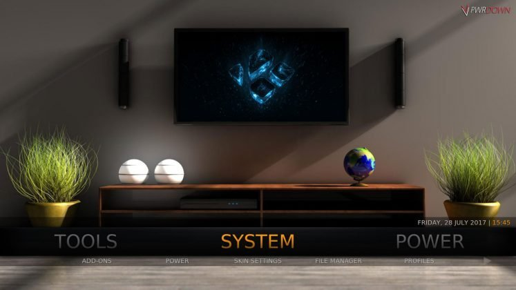 Kodi Mr Bandicoot XXX Build System