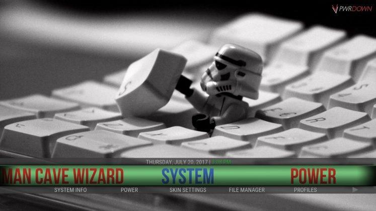 Kodi Dazbo Build System