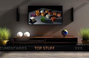 Kodi Mr Bandicoot XXX Build Top stuff Top stuff