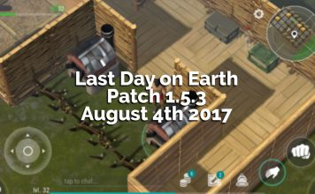 Last Day on Earth: Survival Patch 1.5.3
