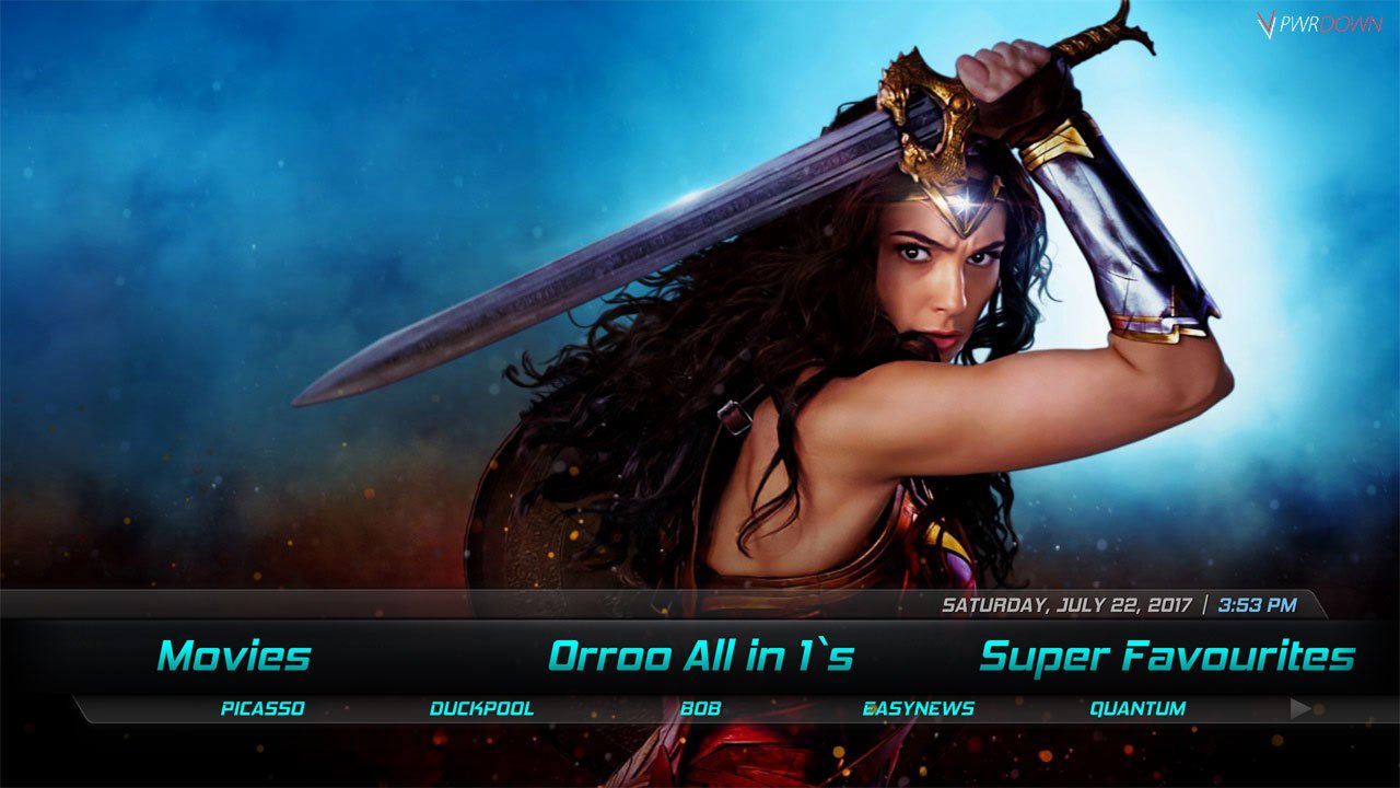 Best Kodi Builds for Fire Stick Orroo Build