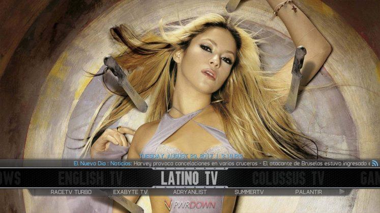 Kodi Colossus Build Latino TV