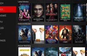 Kodi Streetwise Build Movies