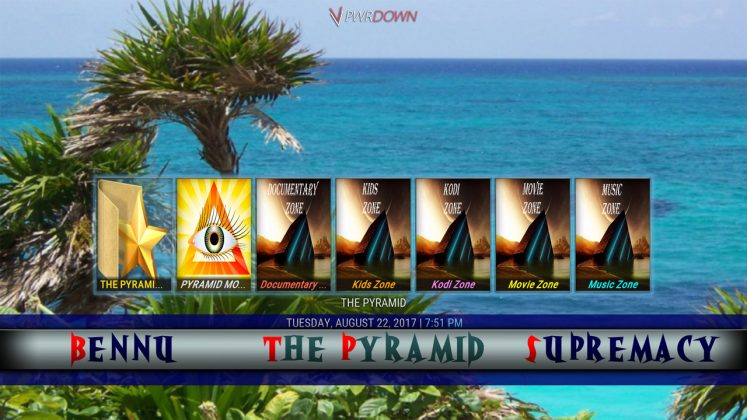 Kodi Steptoe's Build The Pyramid