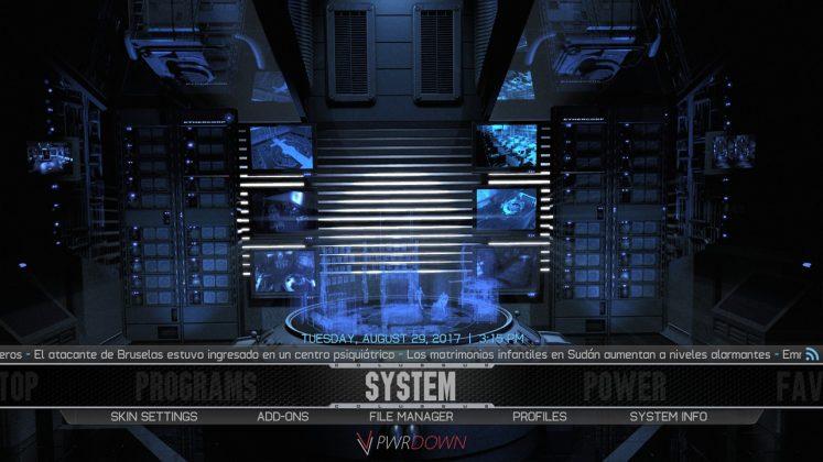 Kodi Colossus Build System