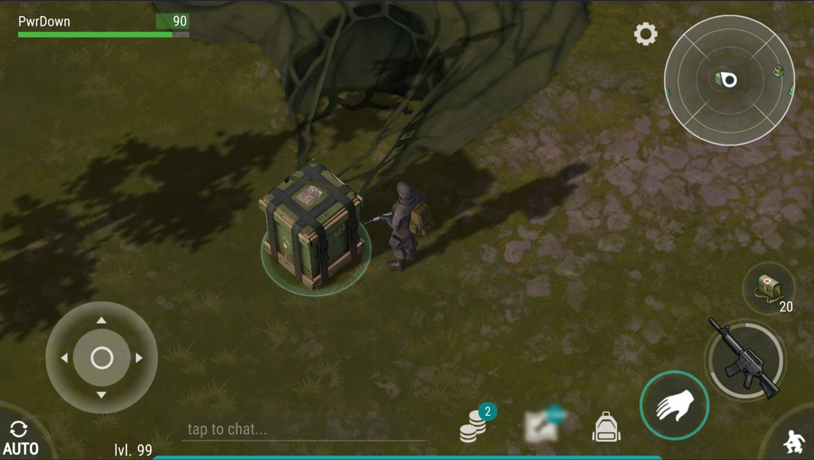 Last Day on Earth Airdrop and humanitarian aid box