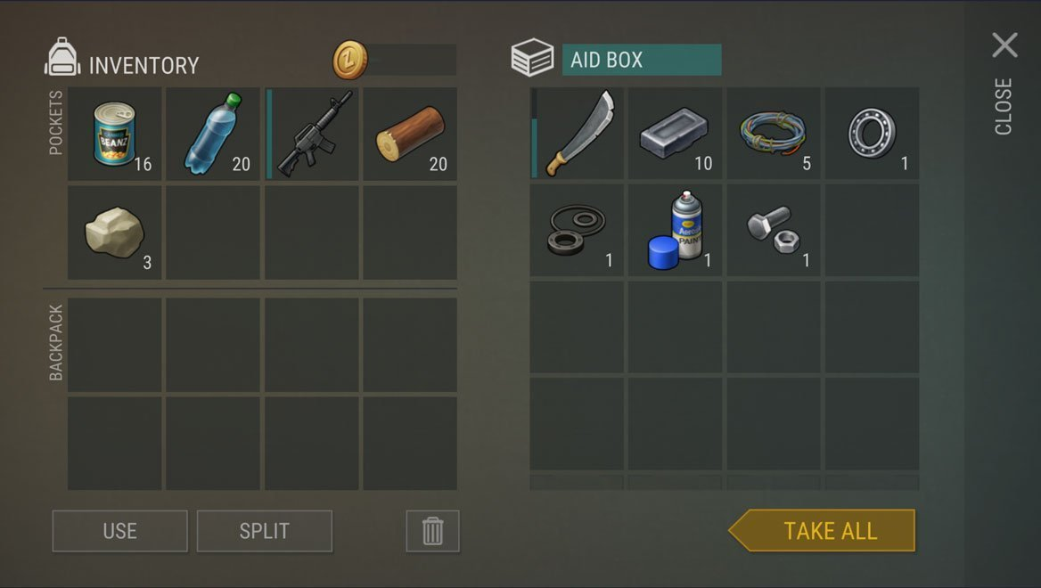 Last Day on Earth Loot