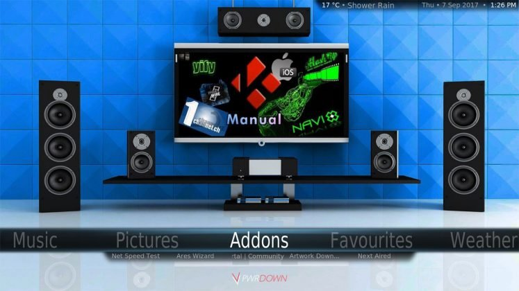 Kodi iKandy Build Addons
