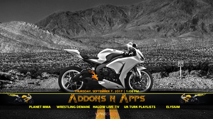Kodi Motor Replays Build Addons