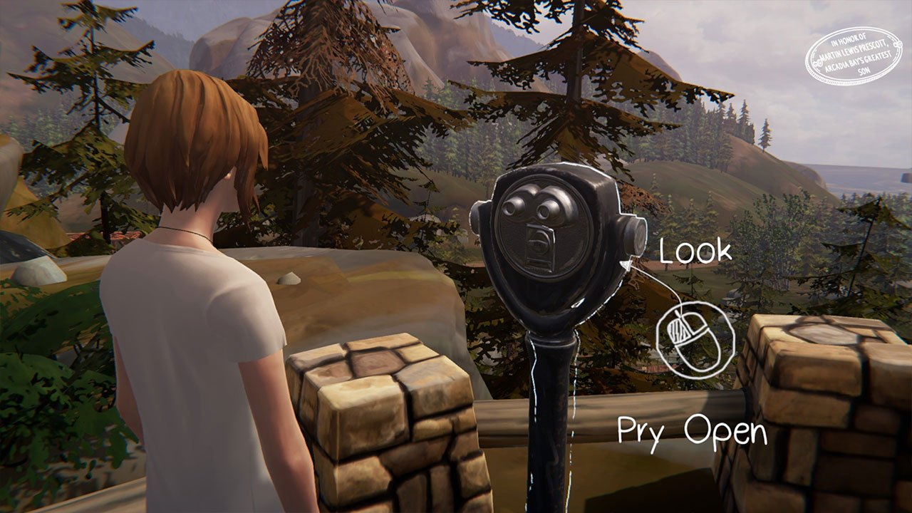 Life is Strange Before the Storm how to fix the view finder