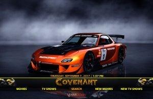 Kodi Motor Replays Build Covenant
