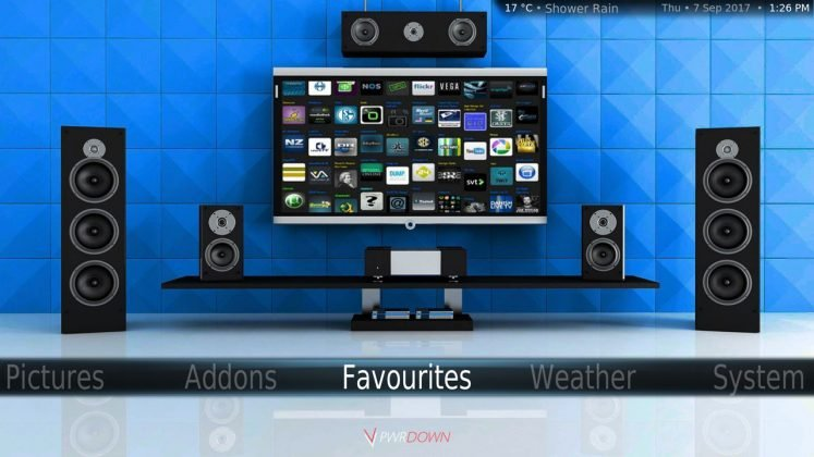 Kodi iKandy Build Favourites