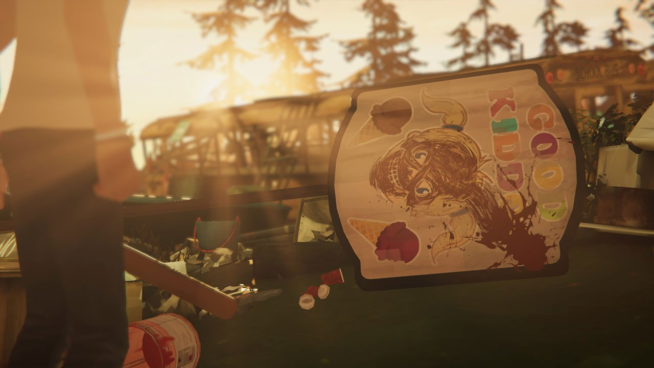 Life is Strange Before the Storm all graffiti locations