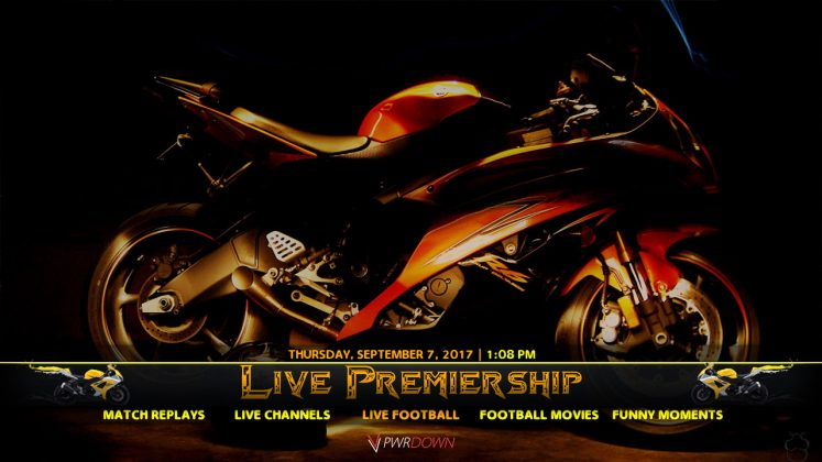 Kodi Motor Replays Build Live Premiership