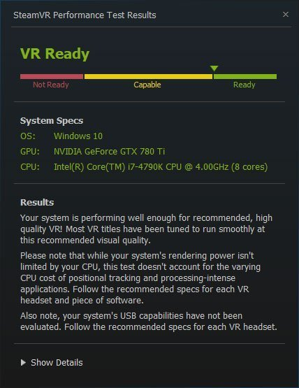 Htc Vive System Requirements >> Htc Vive Vr Check If You Meet The Requirements For Pc Pwrdown
