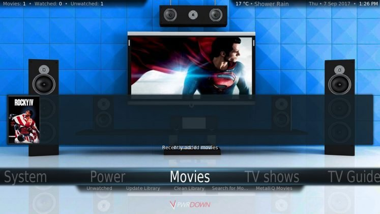 Kodi iKandy Build Movies