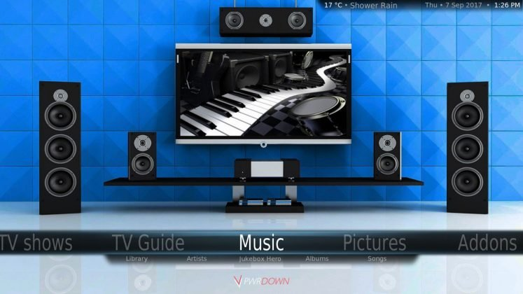 Kodi iKandy Build Music