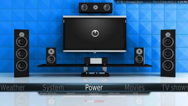 Kodi iKandy Build Power