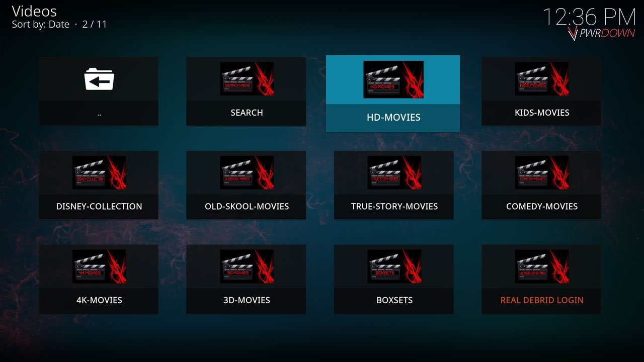 Kodi Ares Repository Real Movies