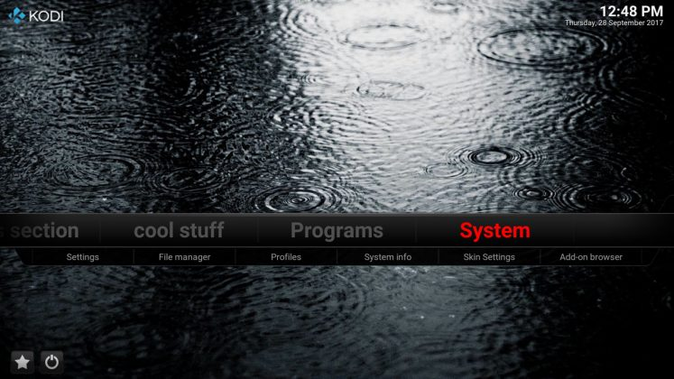 Kodi Rainbow Build System