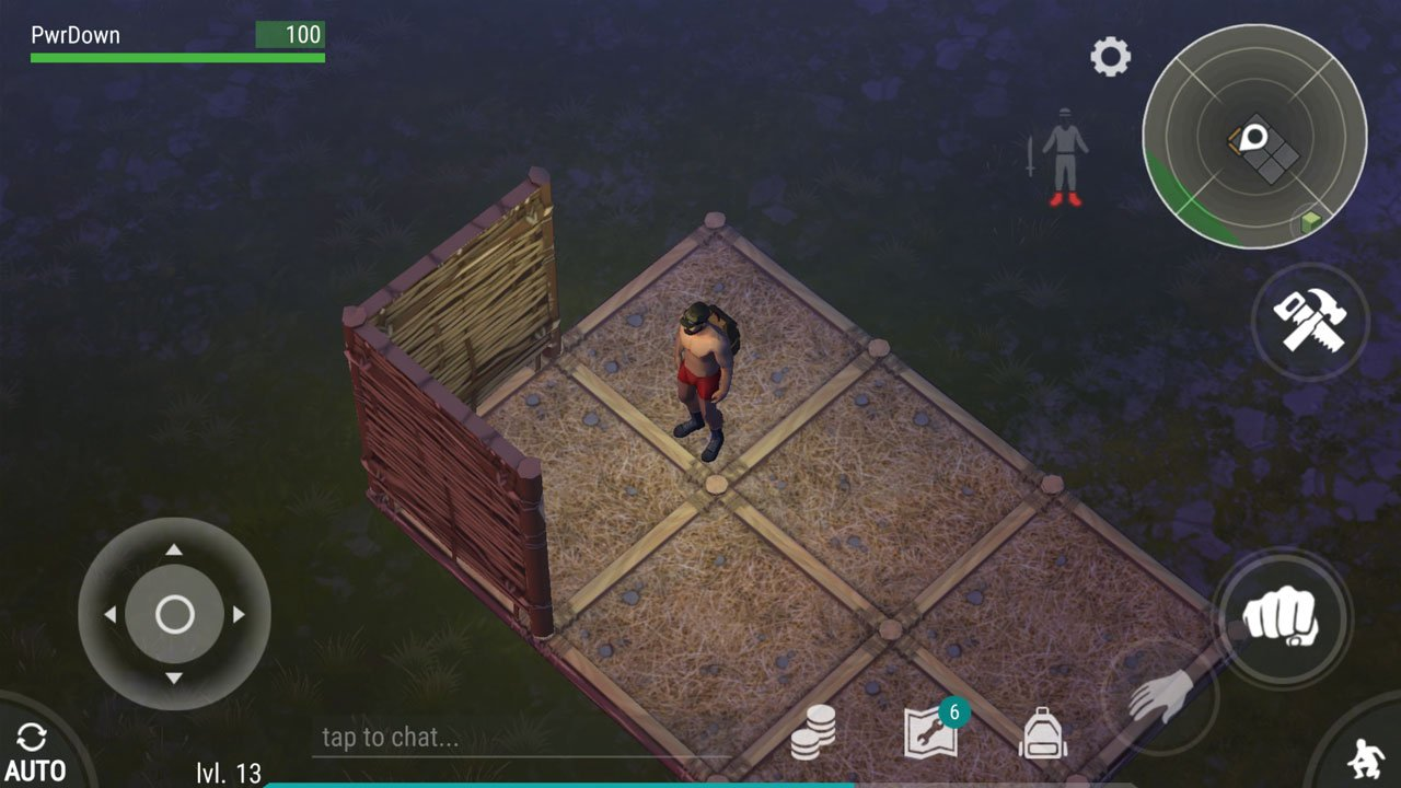 Last Day on Earth: Survival how to destroy floors and walls find the object you want to destroy