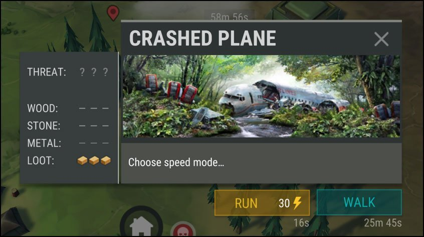 Last Day on Earth Survival Crashed Plane Event