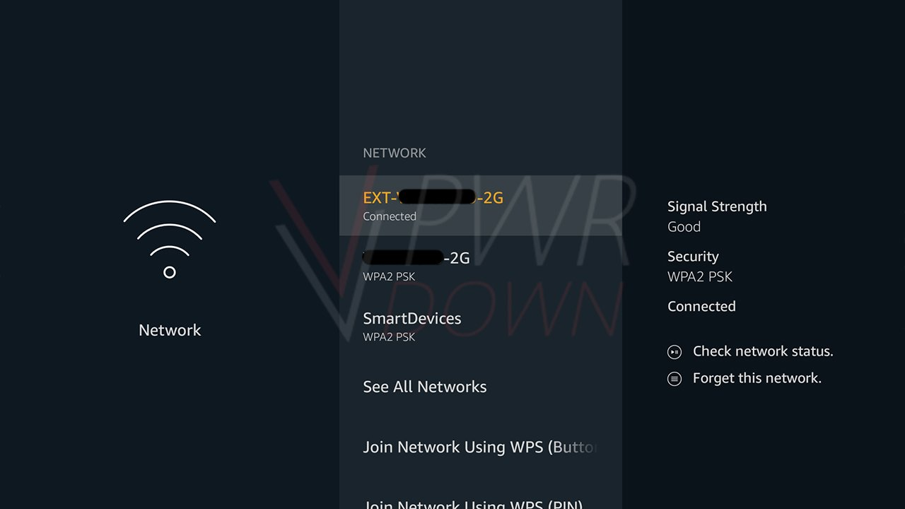 How to connect Kodi to Wi-Fi on the Amazon Fire Stick - PwrDown